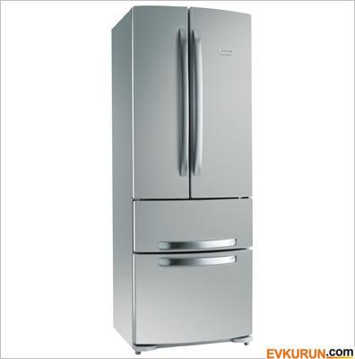 Hotpoint ariston quadrio 4d xt tvz no frost buzdolabı