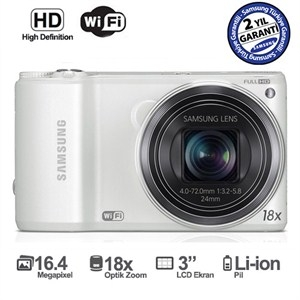 Samsung WB250F Smart Dijital Full HD Fotoğraf Makinesi