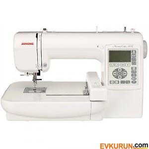 Janome memory craft 200e diki makinas for Janome memory craft 200e