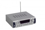 WESTA  AV-328 5,1 DIGITAL POWER ANFİ 130 Watts Karaoke Dijital Amplifier